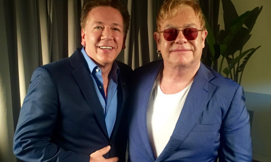 Ross and Sir Elton