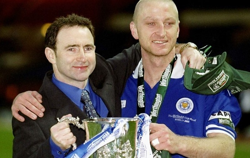 Elliot won the League Cup with Martin O'Neill (Getty Images)