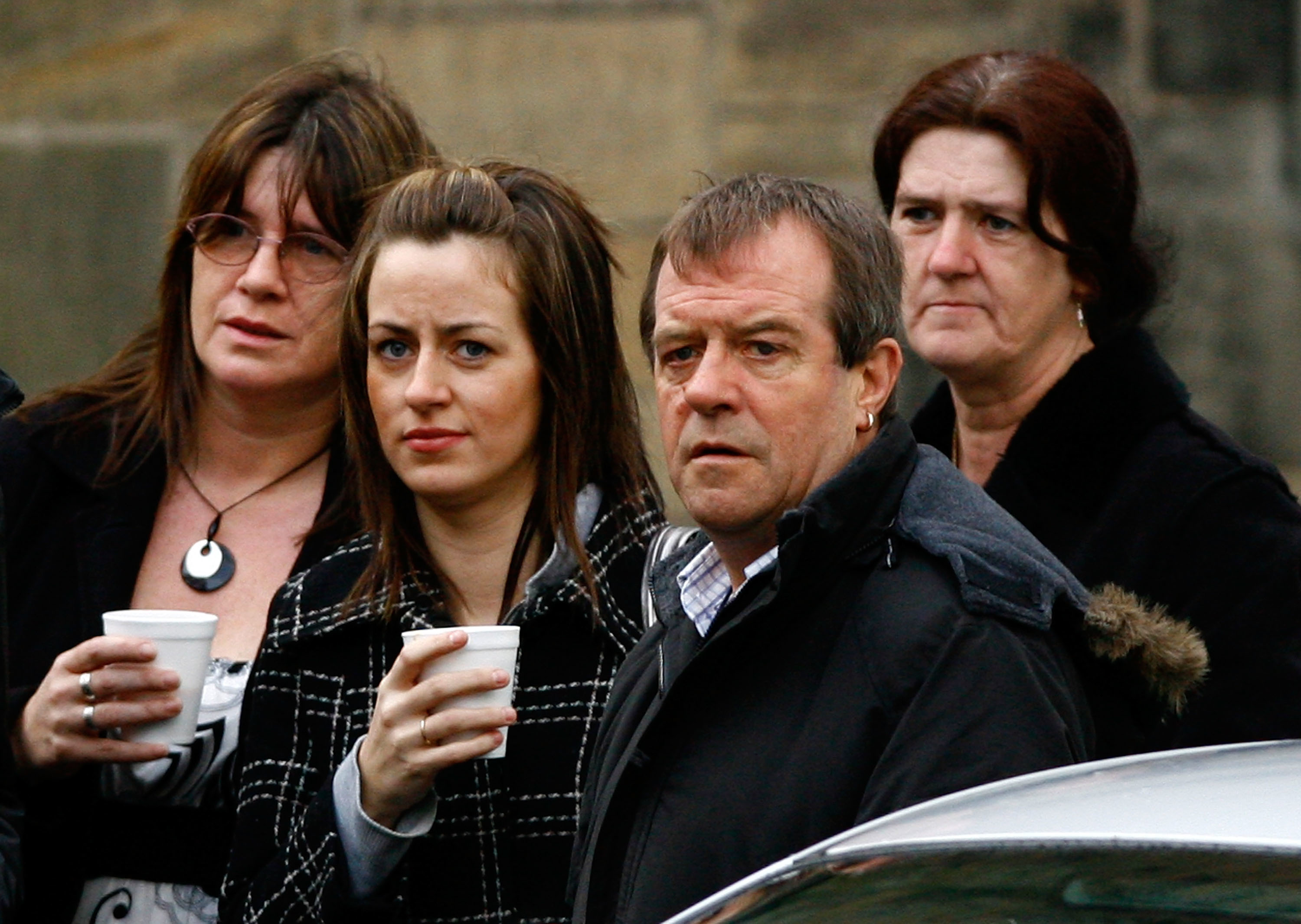 Michael Hamilton, father of Vicky, has hit out at what he sees as a sham by killer Peter Tobin. ( Jeff J Mitchell/Getty Images)