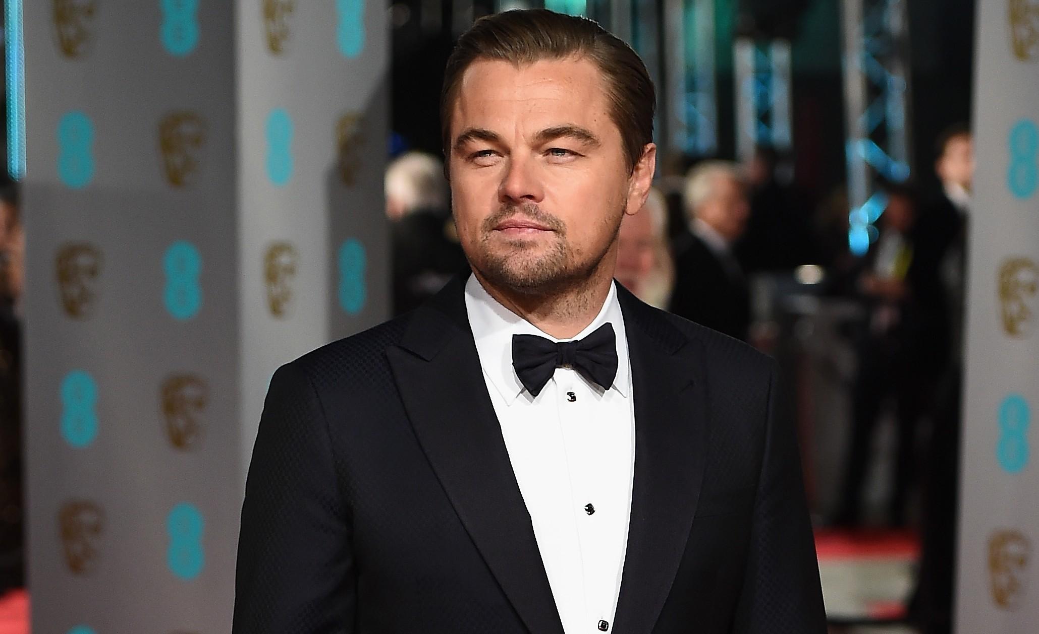 Surely it must be Leo's year? (Ian Gavan/Getty Images)