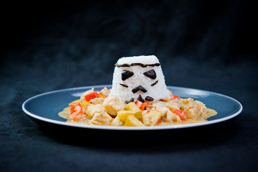 Storm Trooper Cod Curry