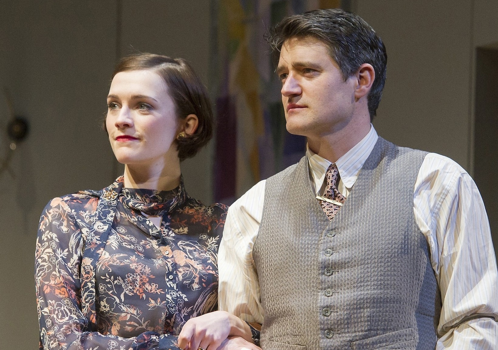 Charlotte Ritchie tours UK theatres in a play called 'Private Lives' (Alastair Muir)