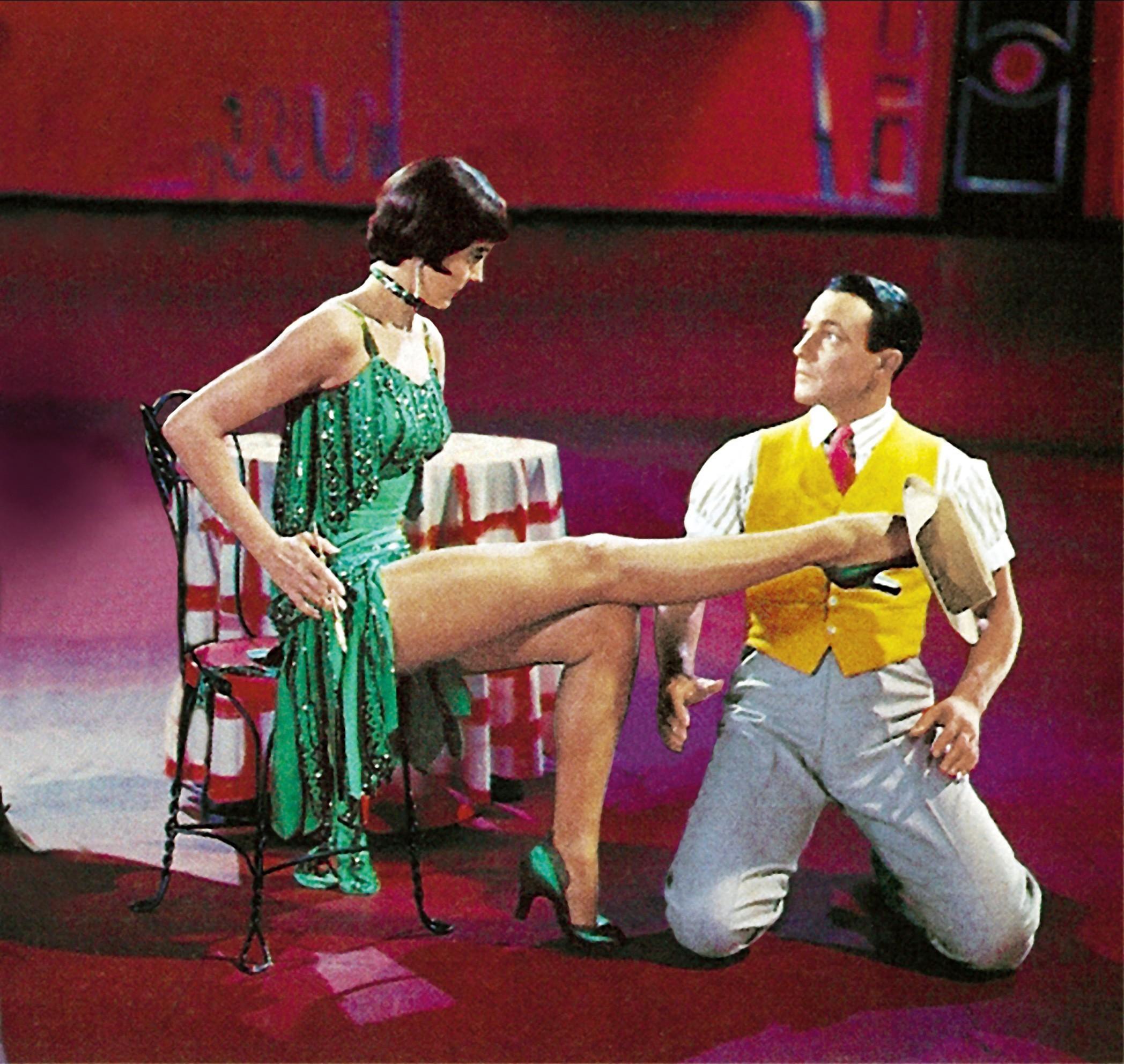 Cyd Charisse & Gene Kelly (Allstar/MGM)