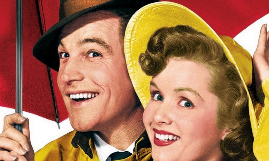 Gene Kelly and Debbie Reynolds star in the classic film (Allstar/MGM)