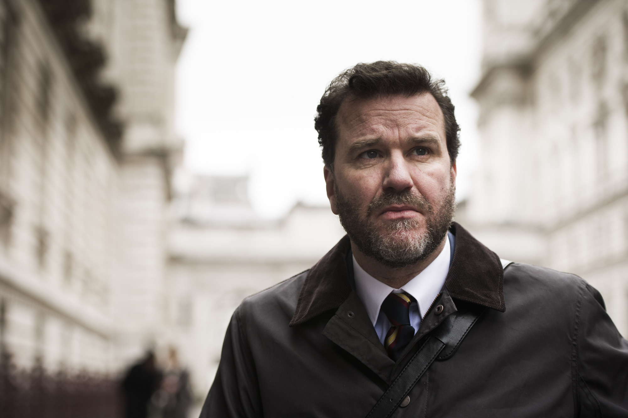 Douglas Hodge in The Night Manager (The Ink Factory / Des Willie)