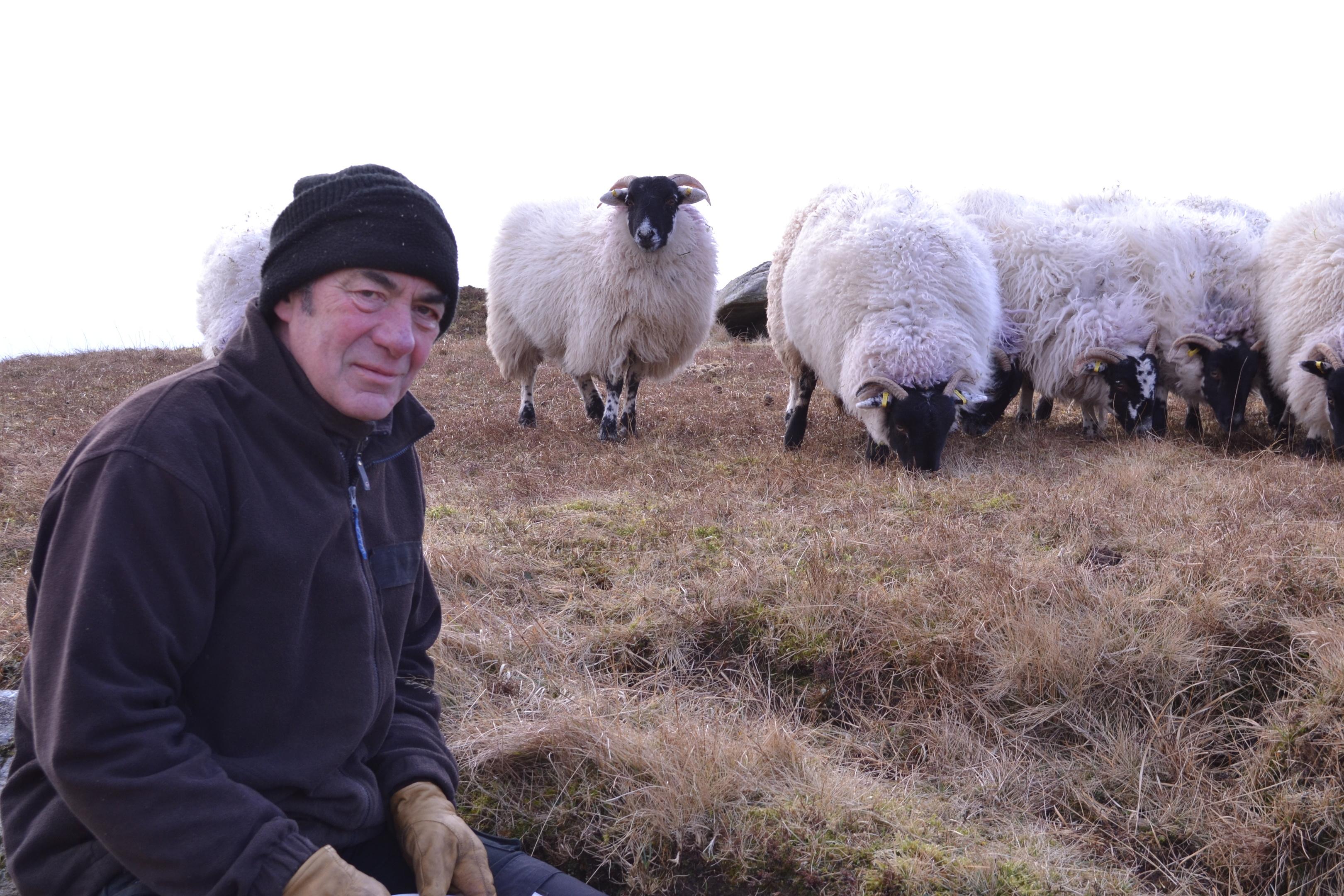 Sandy Granville (BBC / Calum Angus MacKay)