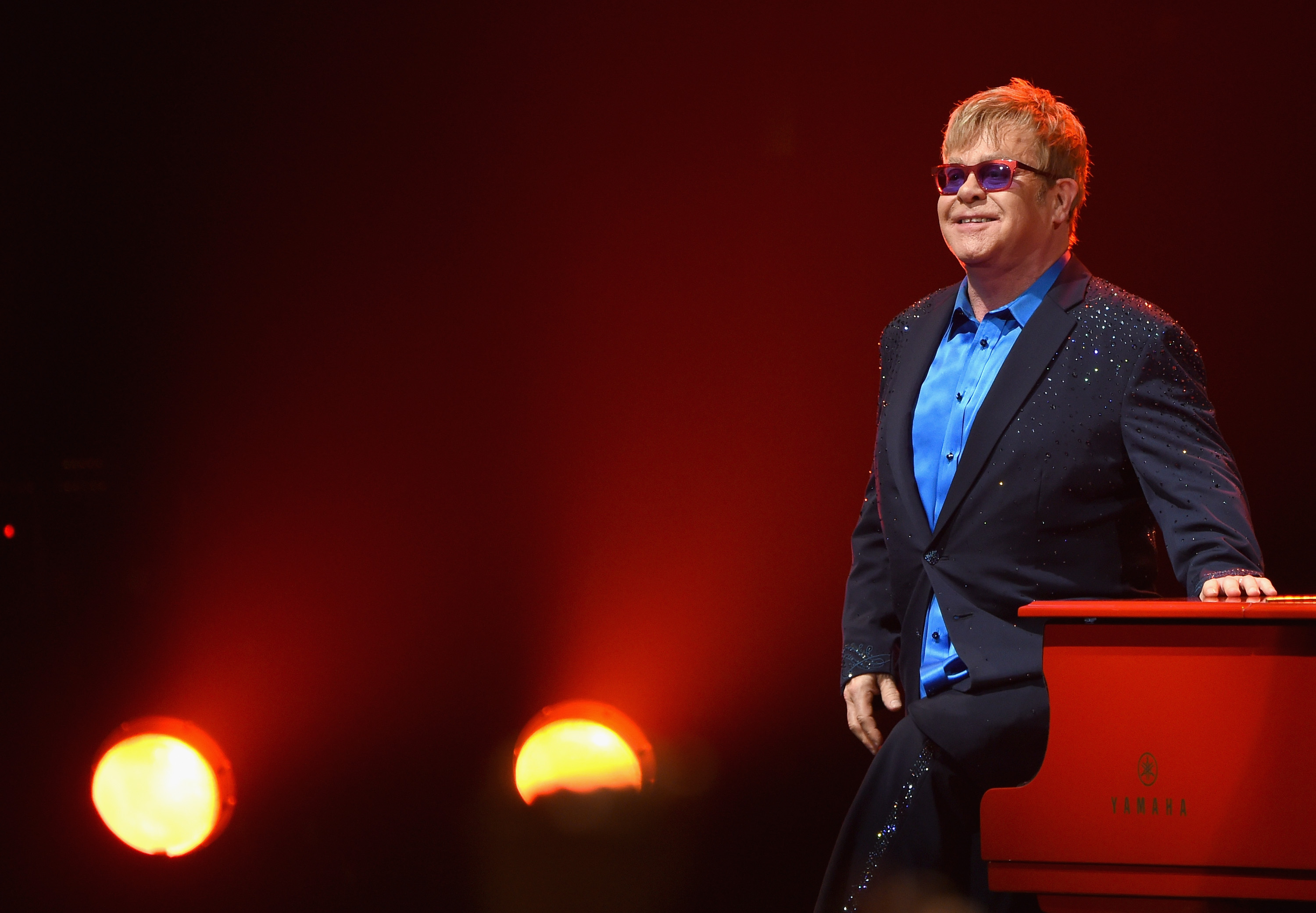 Elton John (Larry Busacca/Getty Images for Island Records)