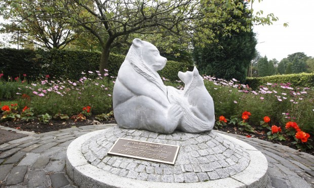 A memorial to the children who died in the Dunblane massacre (Danny Lawson / PA)
