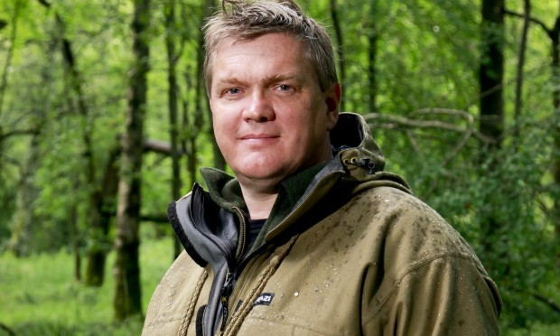 Ray Mears (Peter Gray / ITV)