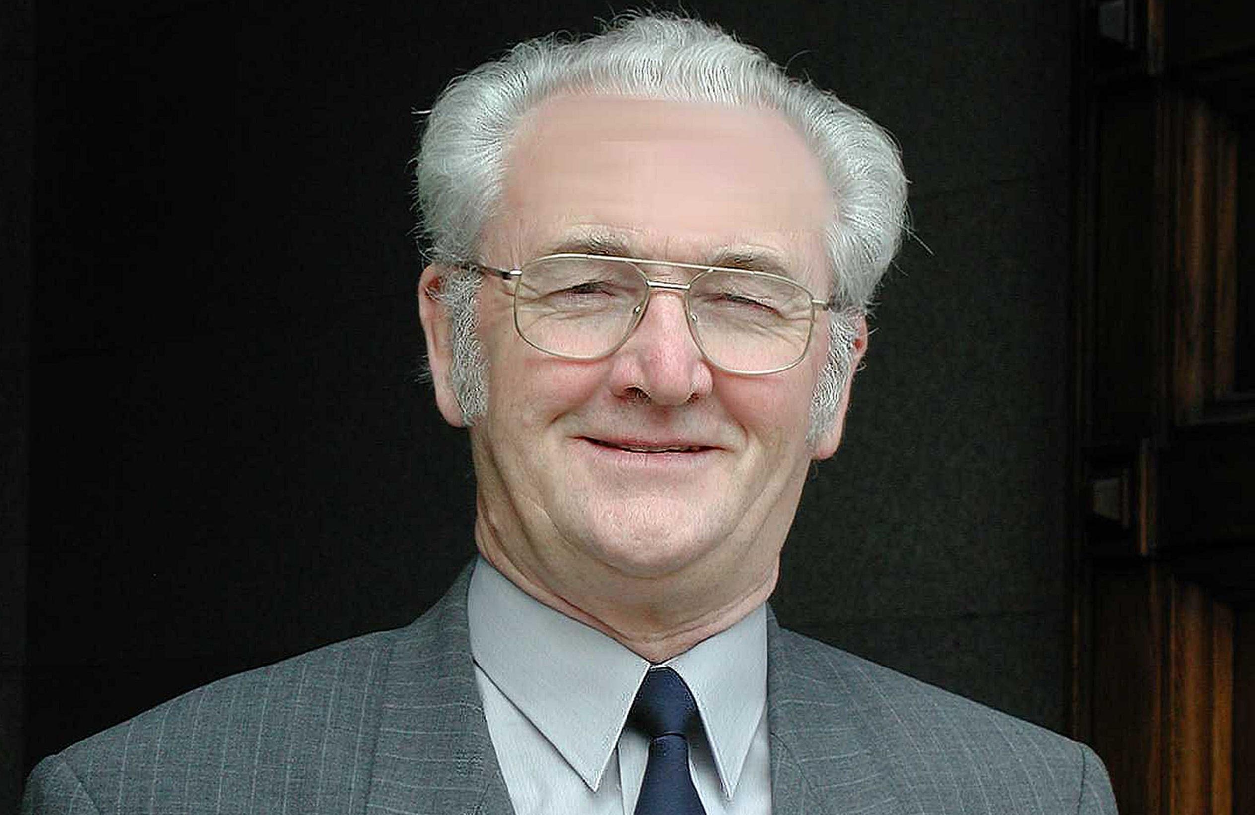 The Very Rev Dr Sandy McDonald (Church of Scotland/PA Wire)