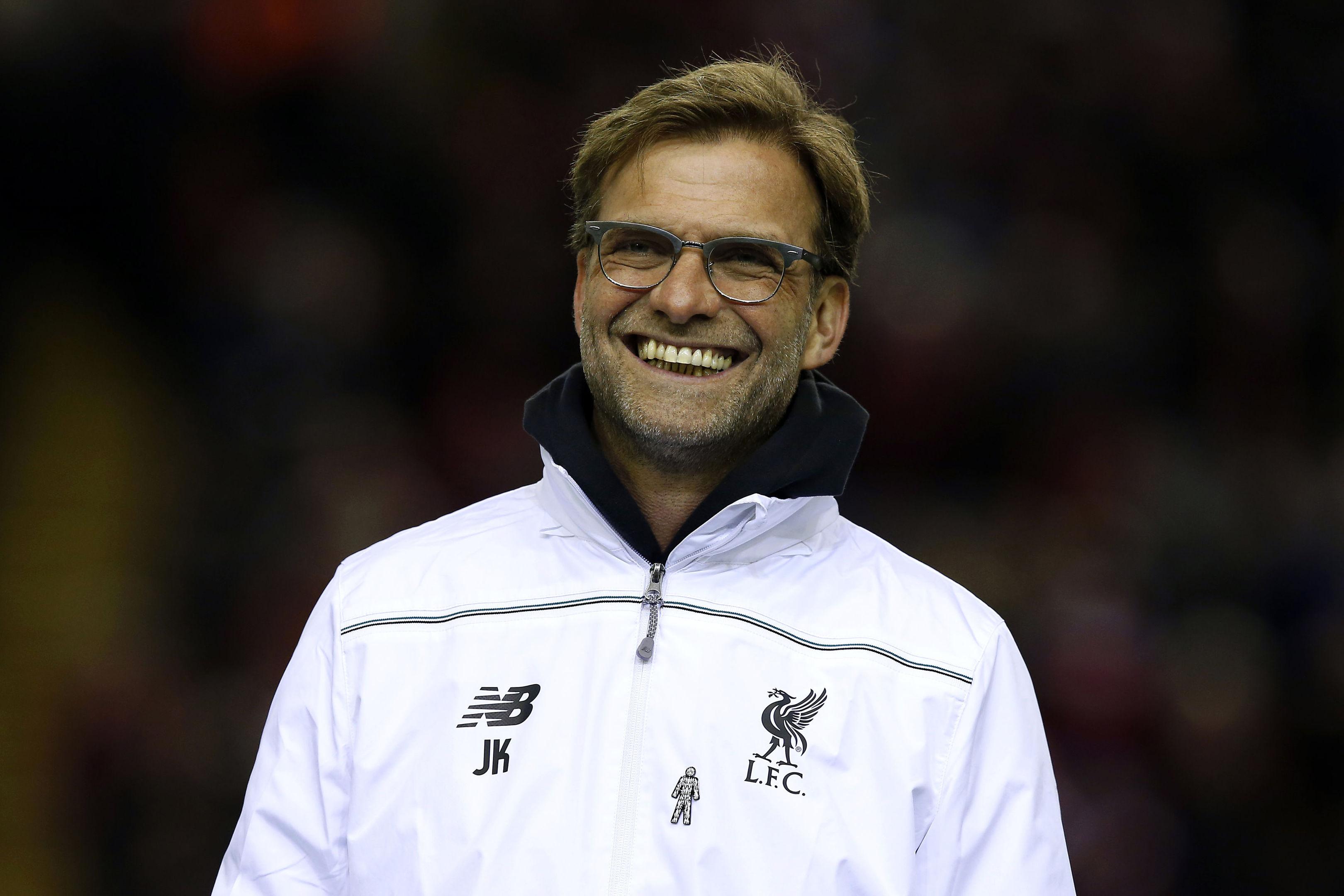 Liverpool manager Jurgen Klopp (Peter Byrne/PA Wire)