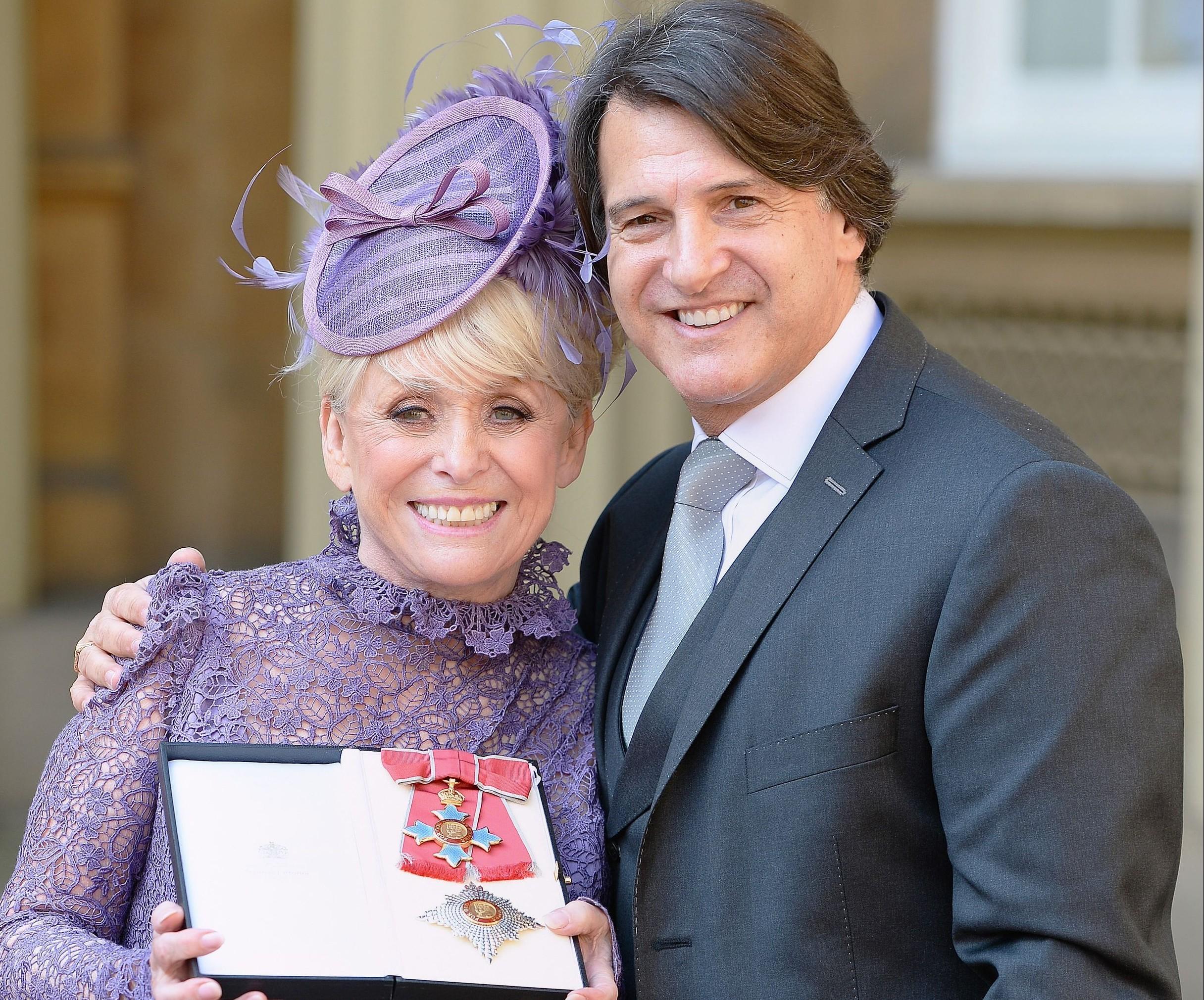 Ex-EastEnder Emma Barton uses Barbara Windsor as inspiration