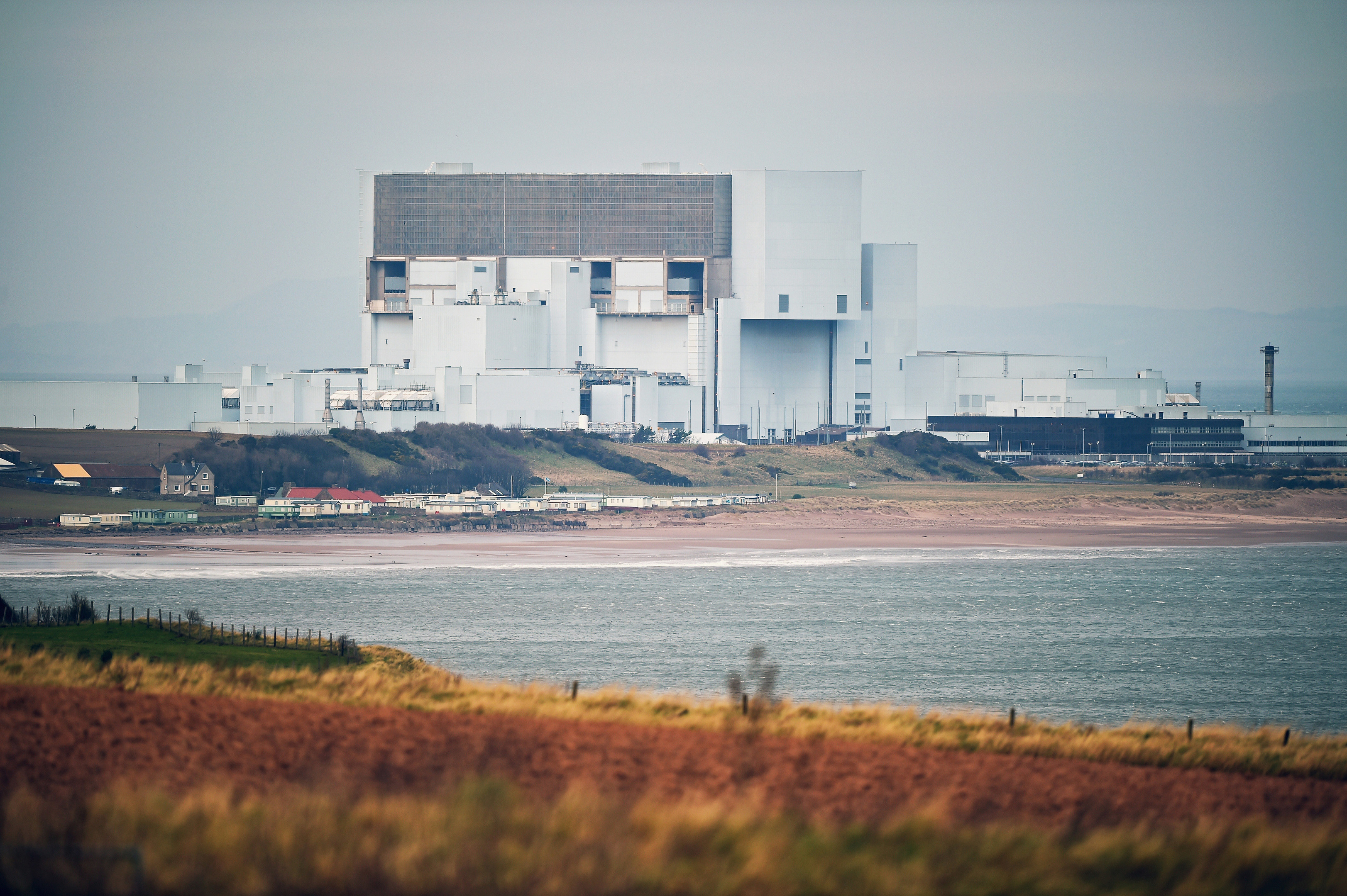 Torness Nuclear Plant (Jeff J Mitchell/Getty Images)