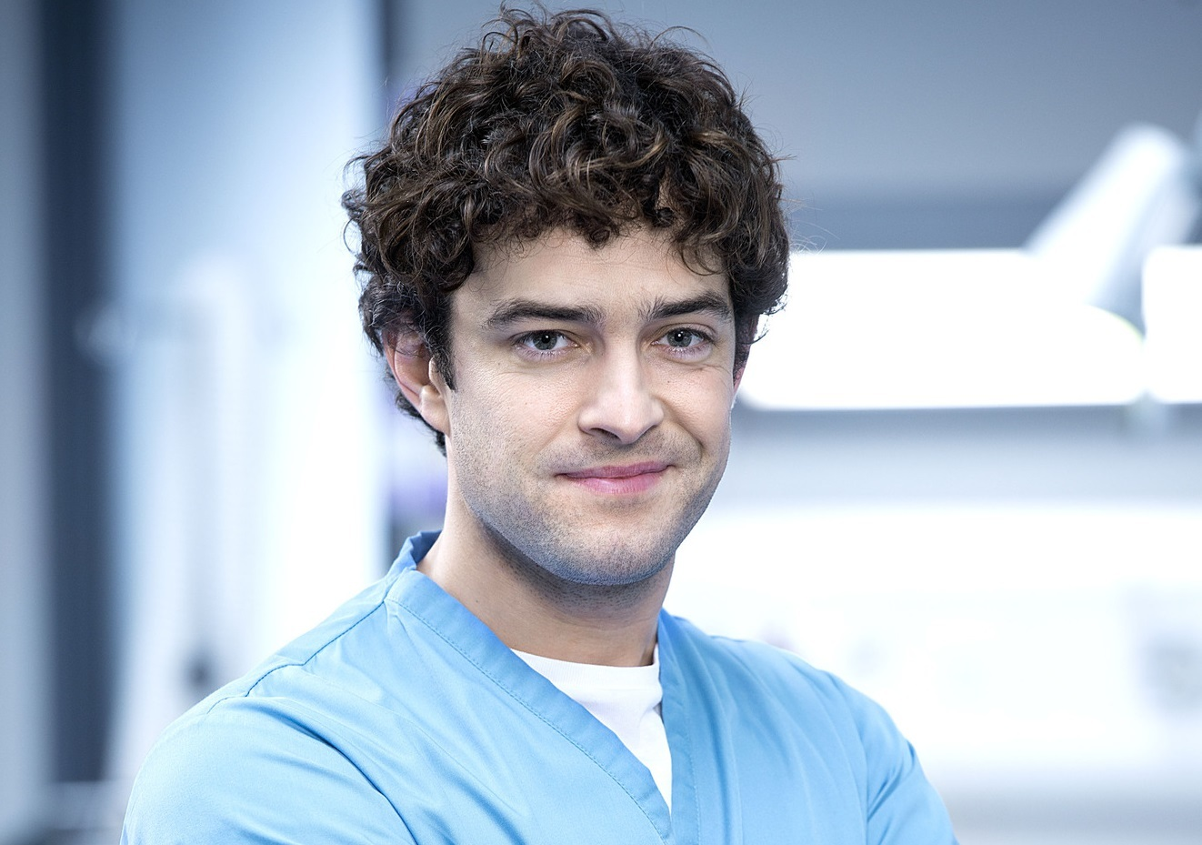 Lee Mead (Warren Orchard / BBC)