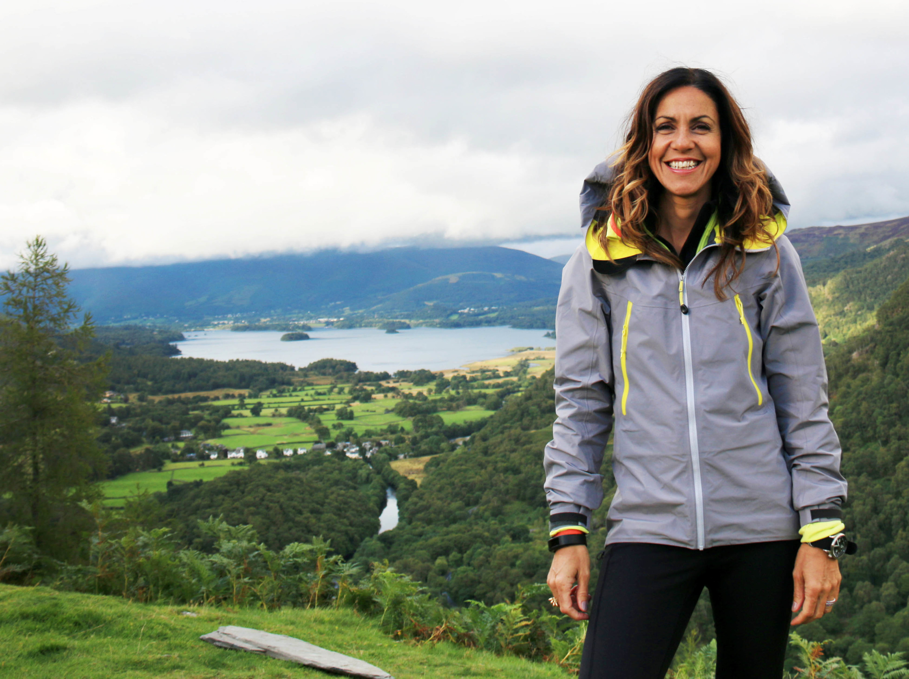 Julia Bradbury (Outdoor Productions / ITV)