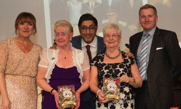 Everyone was a winner at The Broons Awards (Chris Austin/ DC Thomson)