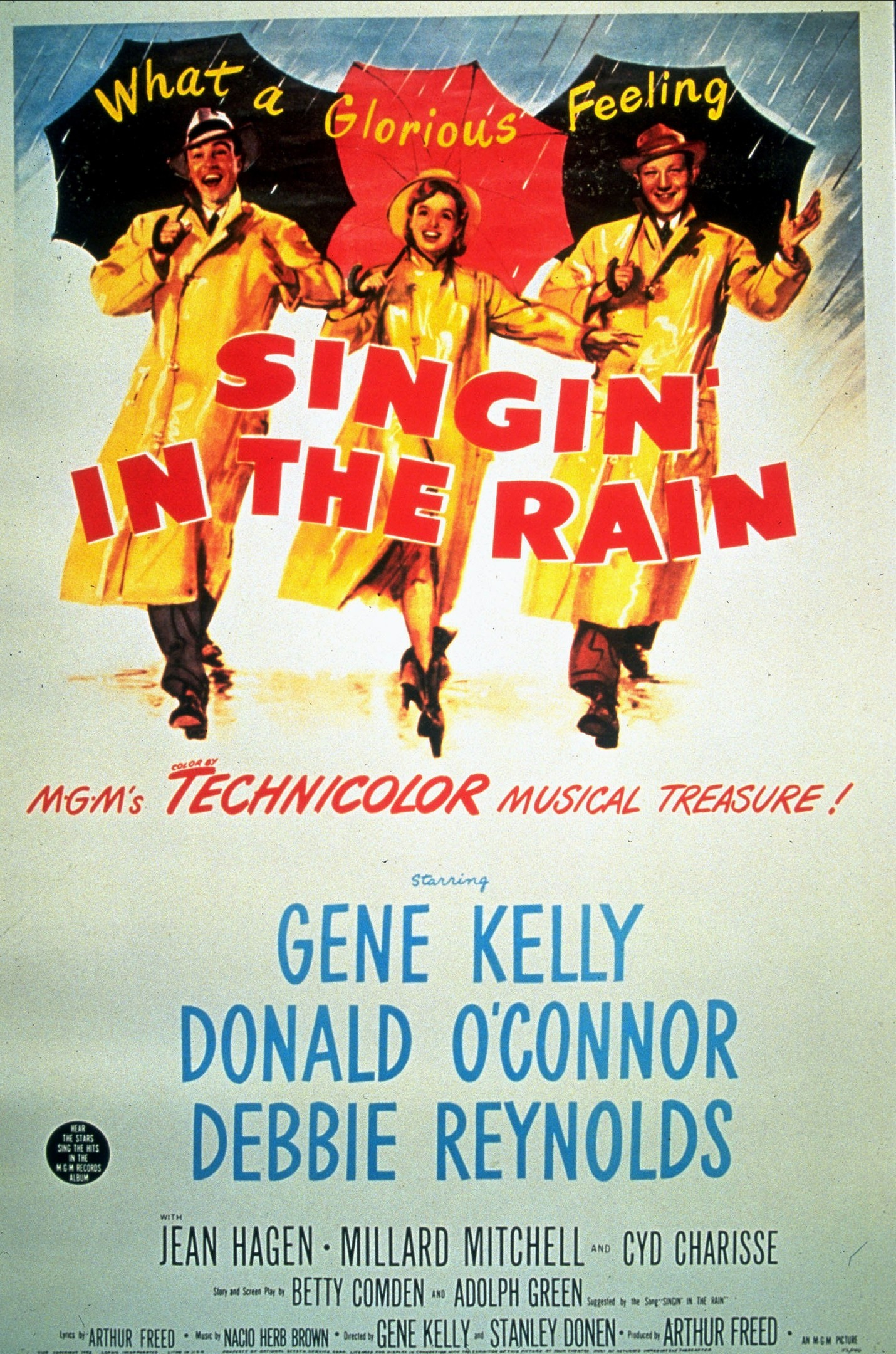 The film was released in 1952 (Allstar/MGM)