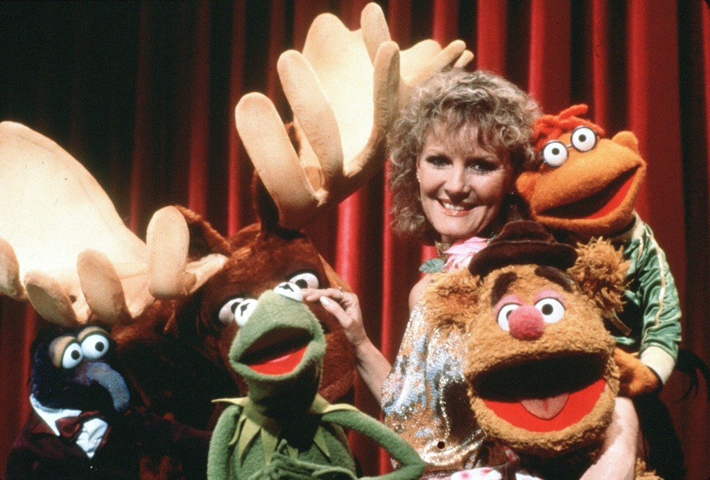 Muppets fun in 1978 (Allstar)