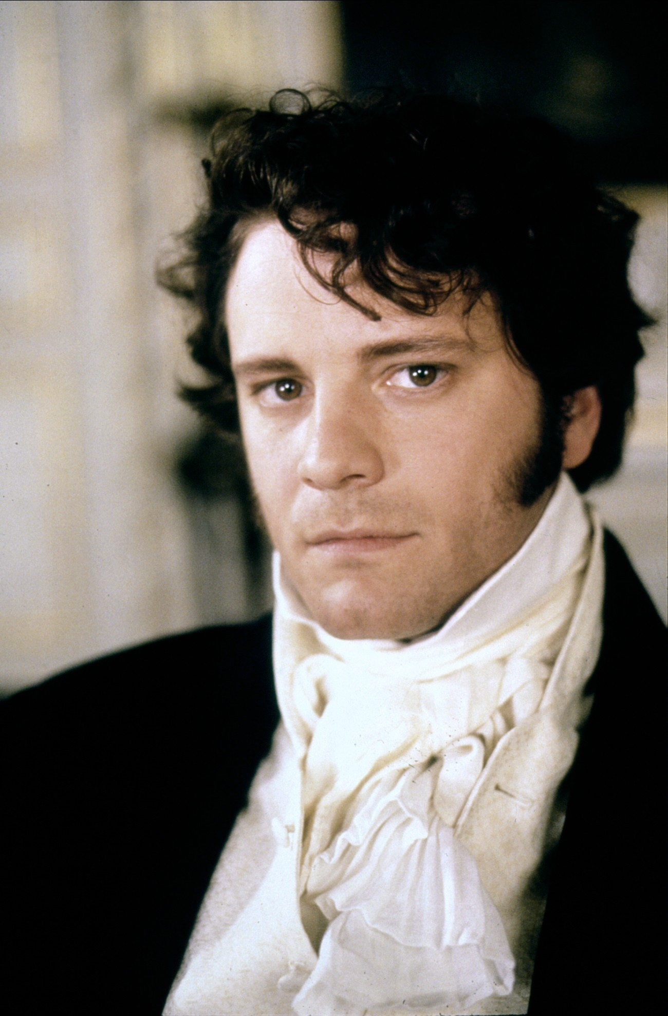 Colin Firth as Mr Darcy in Pride and Prejudice (1995) (Allstar/BBC)
