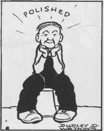 Wullie - 1949 polished