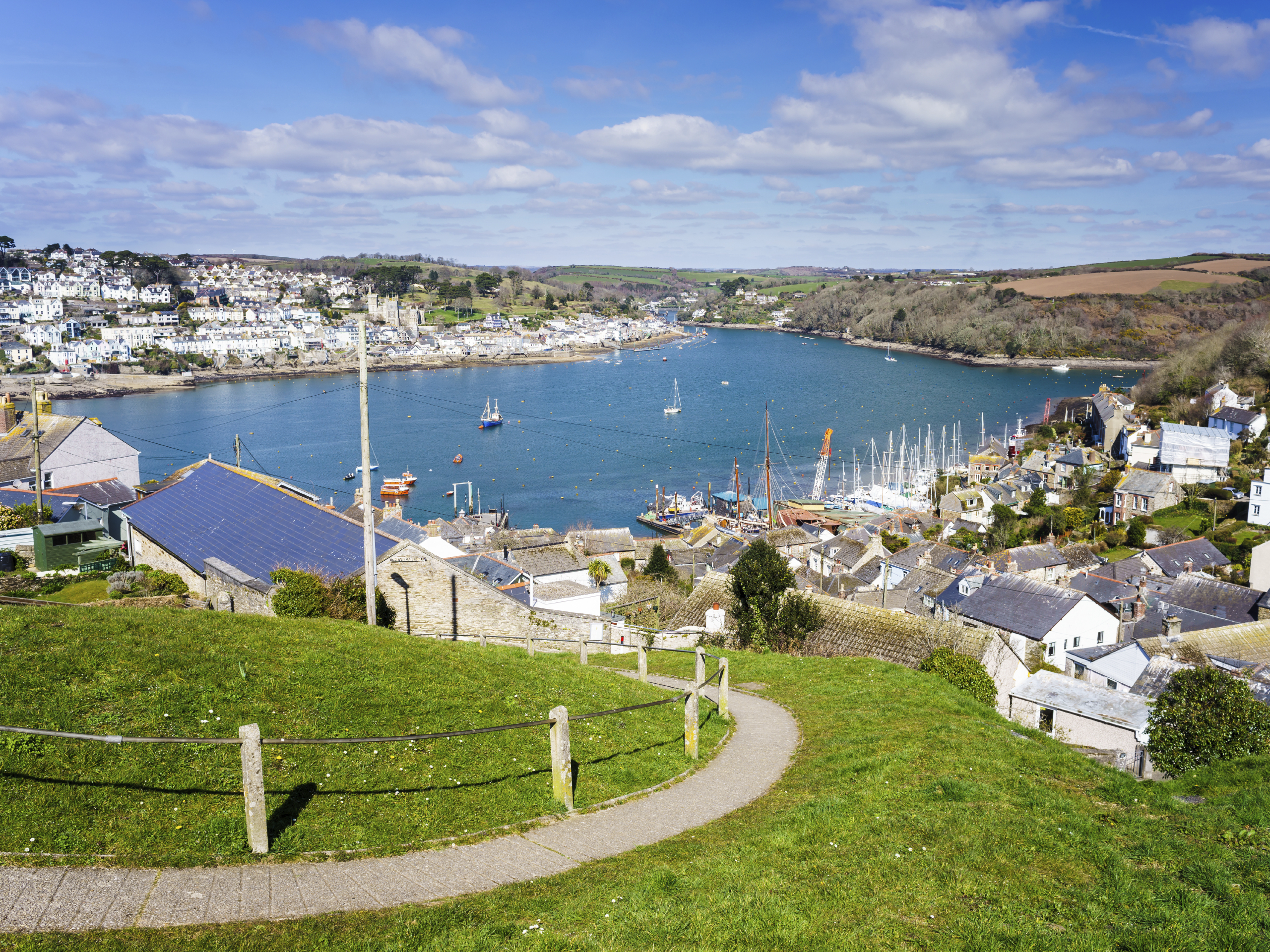 Kick back, relax and recharge your batteries in peaceful, perfect Cornwall