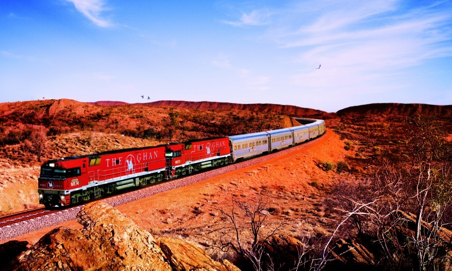 The Ghan Expedition (Great Sourthern Rail)