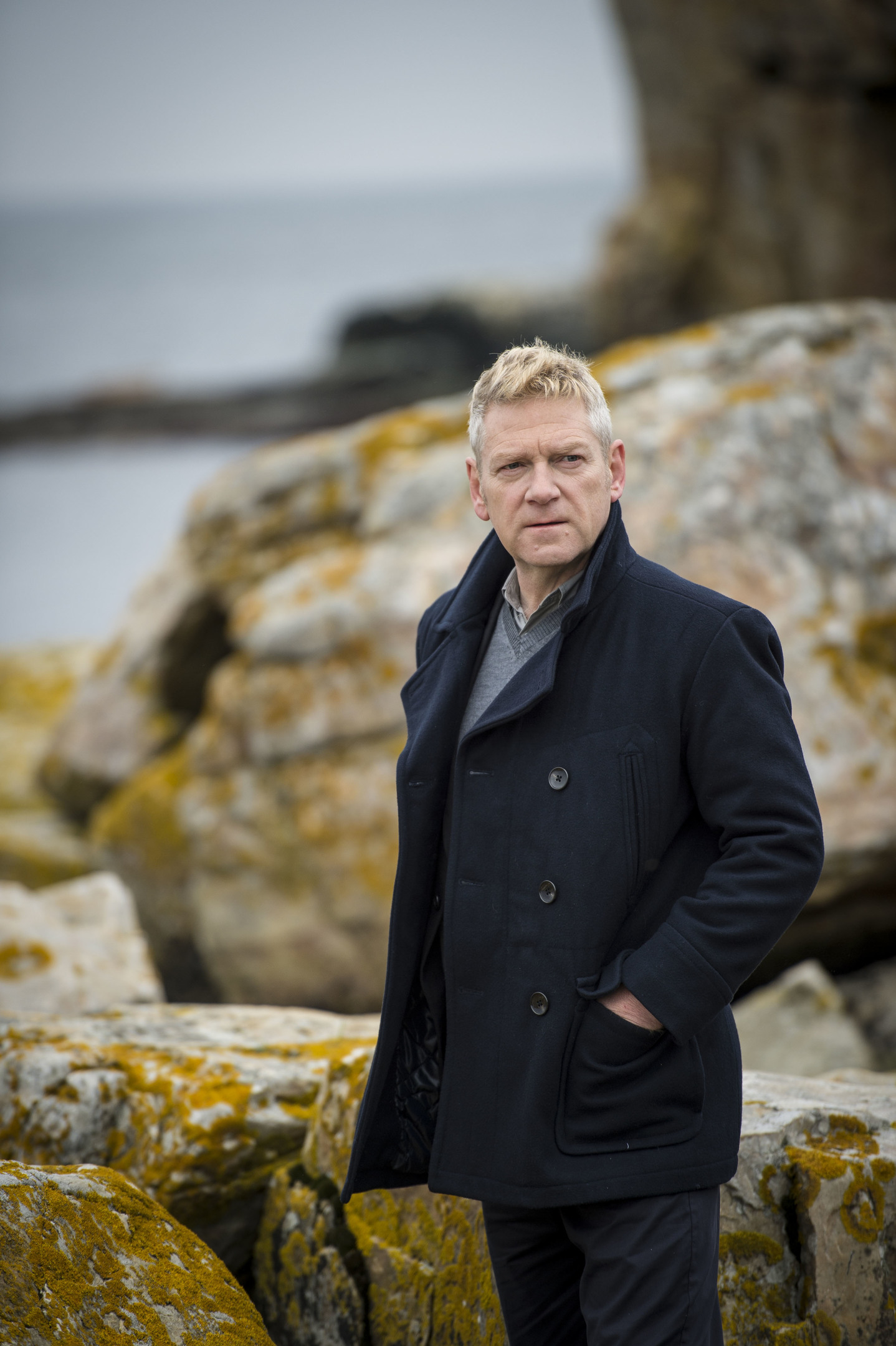 Kenneth Branagh as Wallander (Steffan Hill)