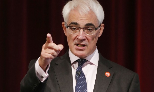 Alistair Darling (PA Archive)