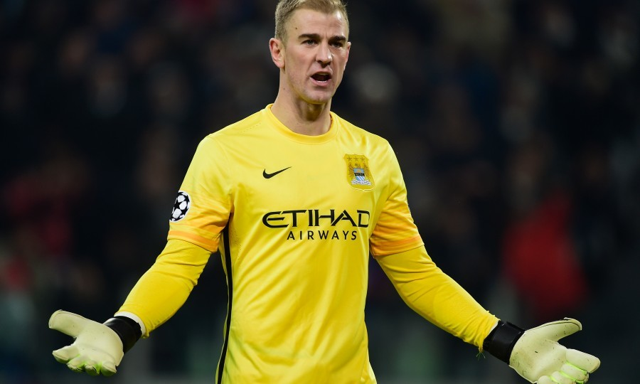 Manchester City's Joe Hart (Mike Hewitt/Getty Images)