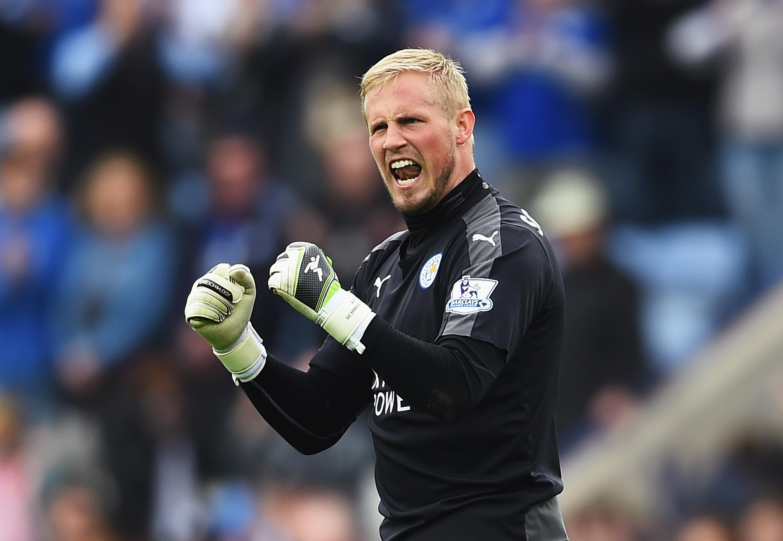Falkirk loan spell helped Kasper Schmeichel to the top with