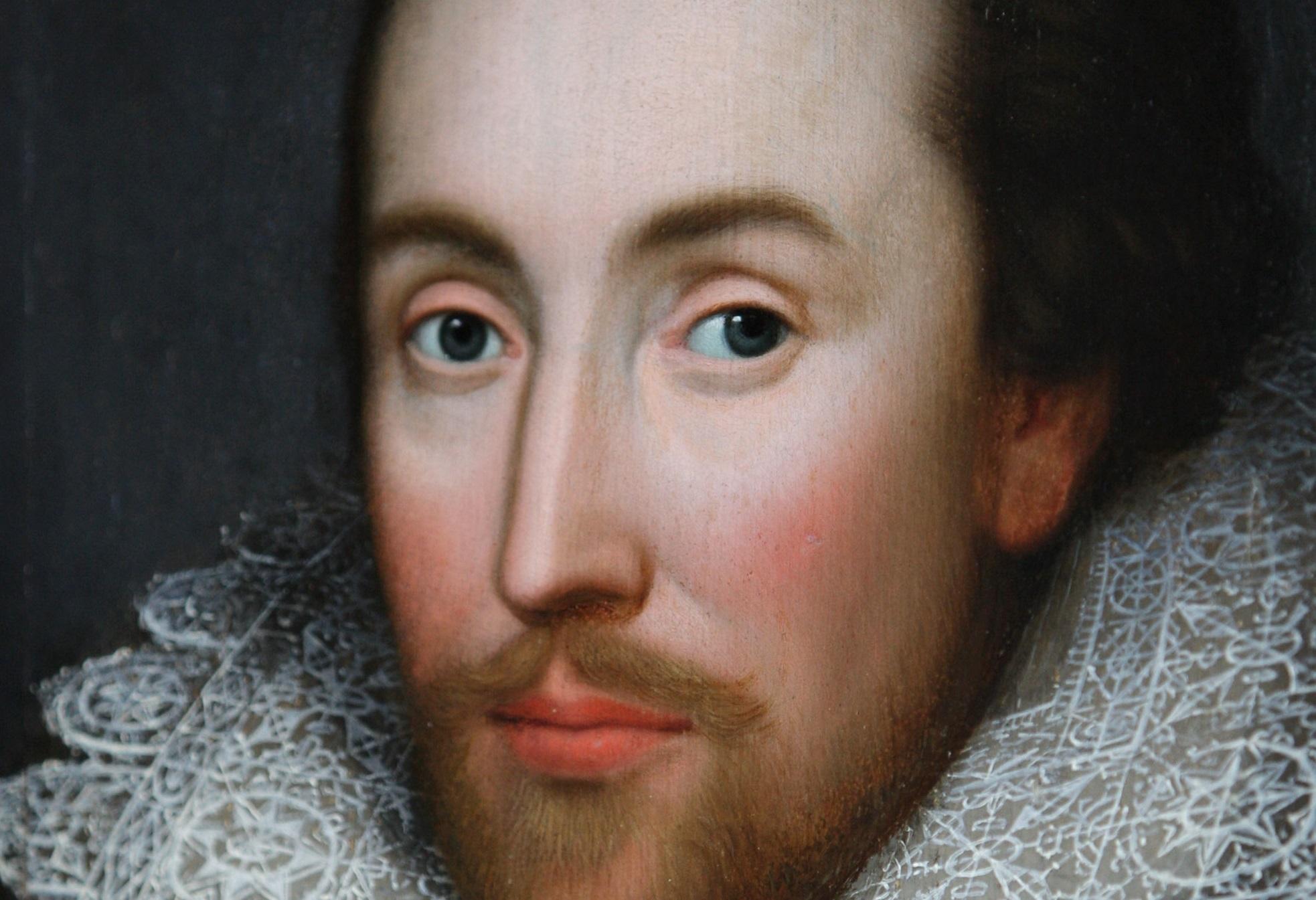 William Shakespeare (Oli Scarff/Getty Images)