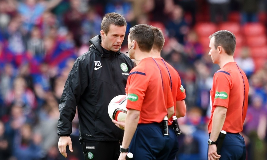 Image result for steven mclean referee