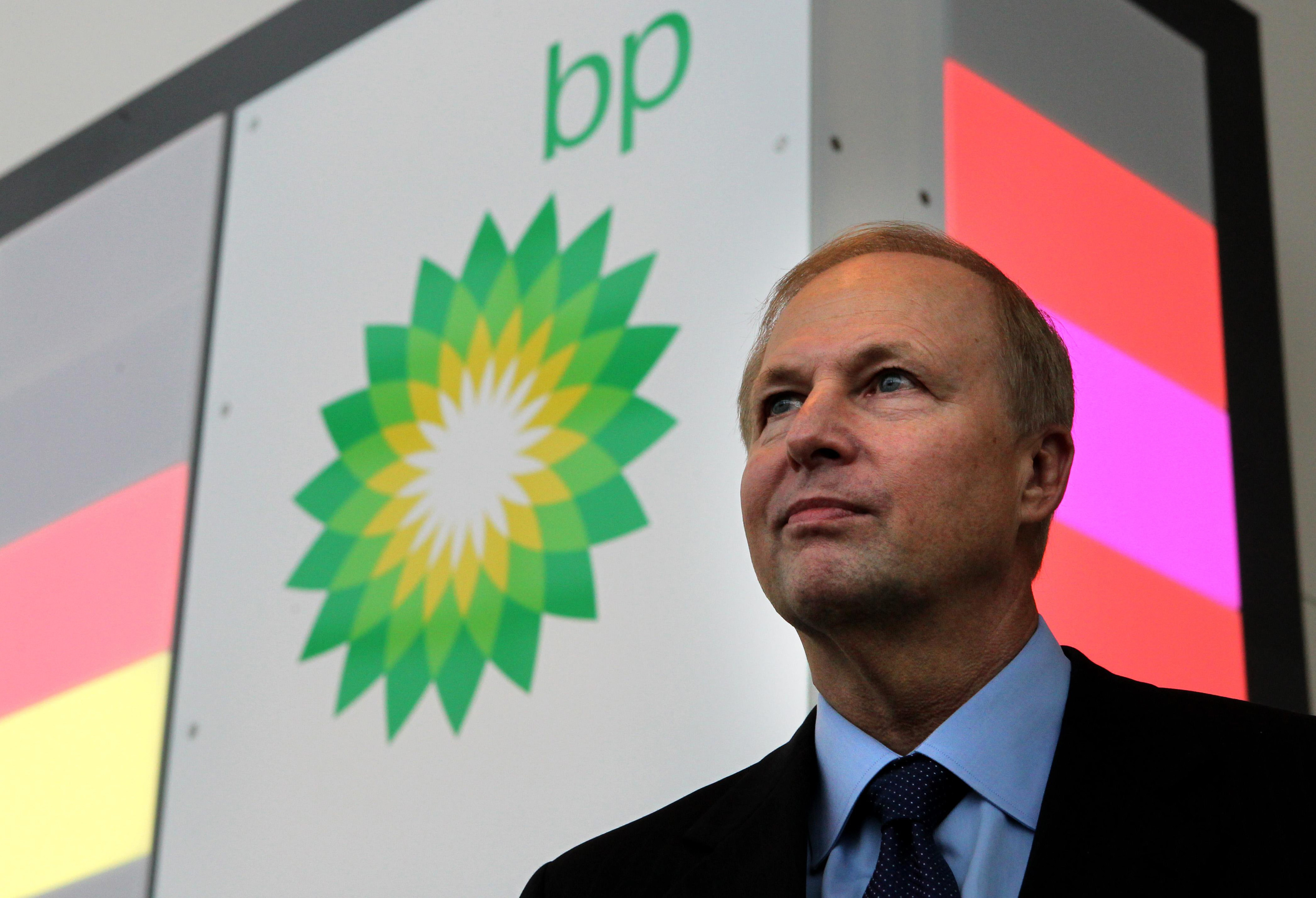 BP Chief Executive Bob Dudley (Andrew Milligan / PA Archive)