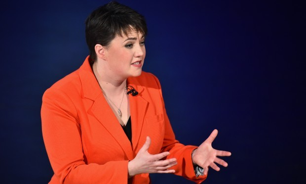 Ruth Davidson (Jeff J Mitchell / Getty Images)