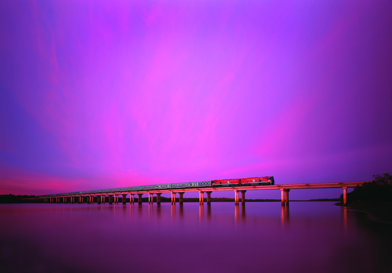 The Ghan train