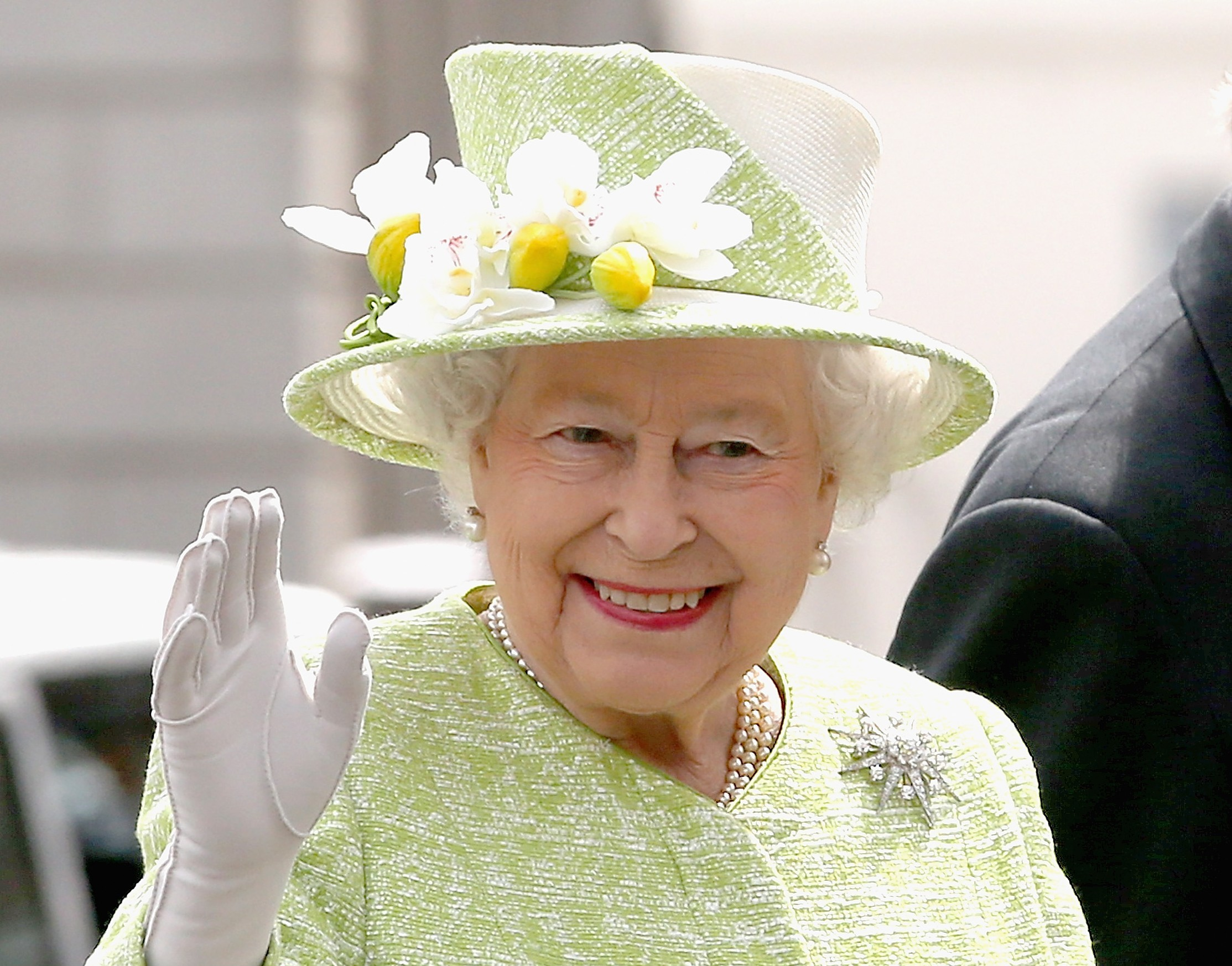 The Queen (Chris Jackson/Getty Images)