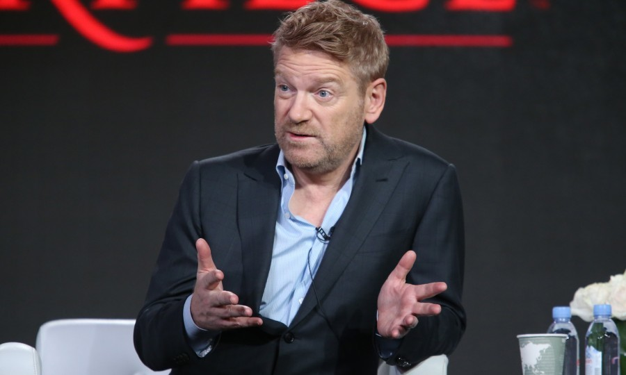 Kenneth Branagh (Frederick M. Brown/Getty Images))