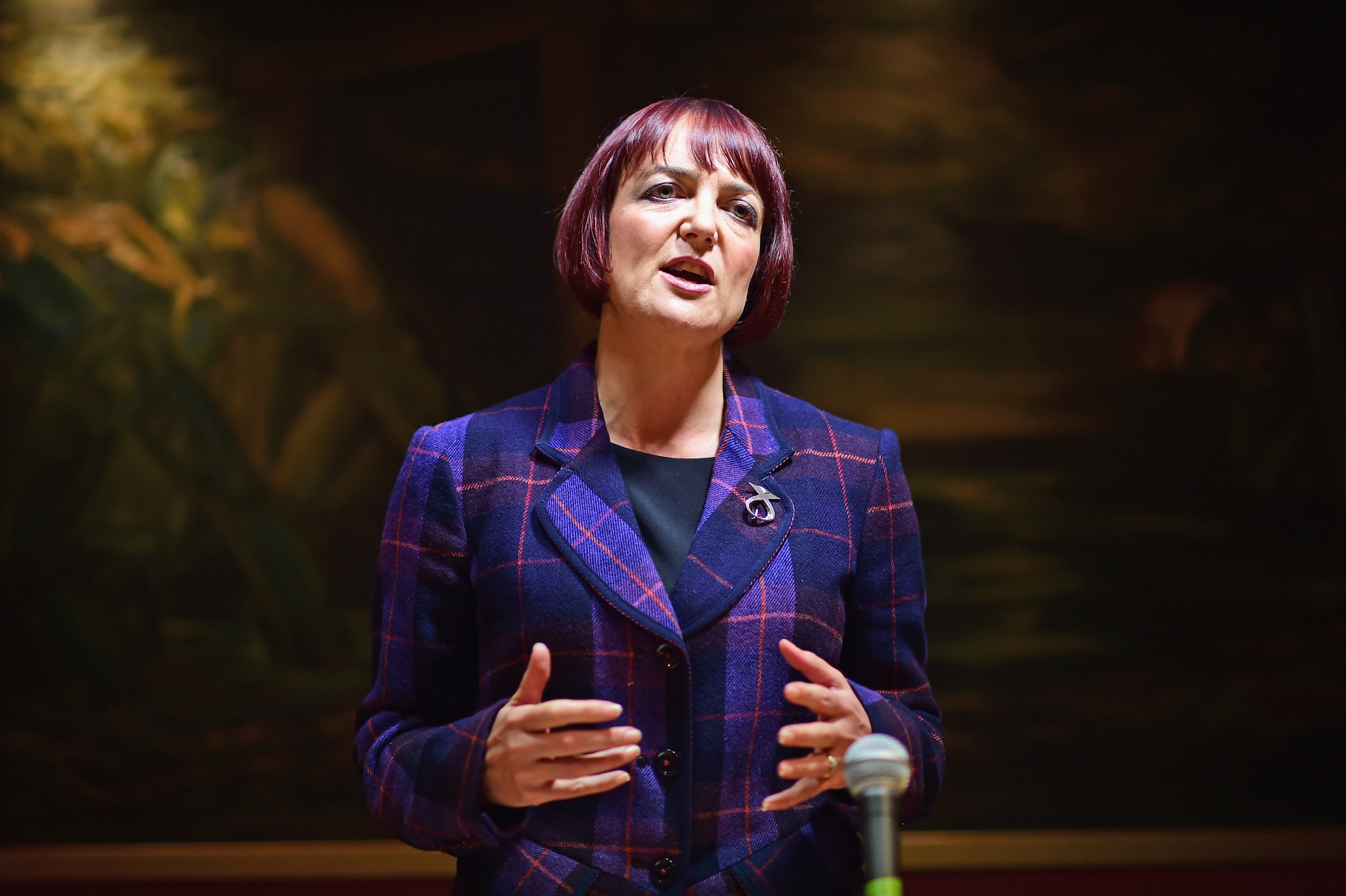 Angela Constance (Jeff J Mitchell/Getty Images)