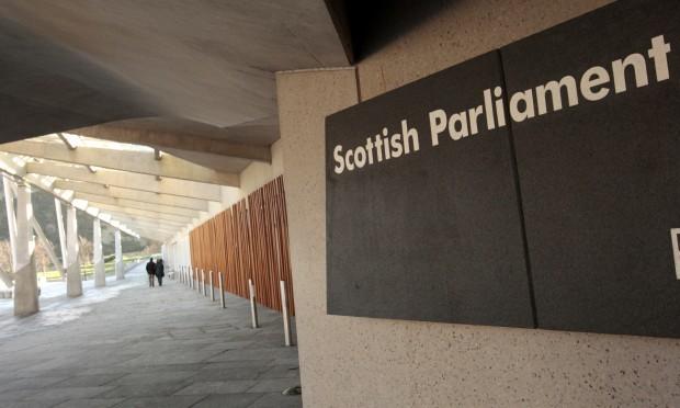 Scottish Parliament (PA)