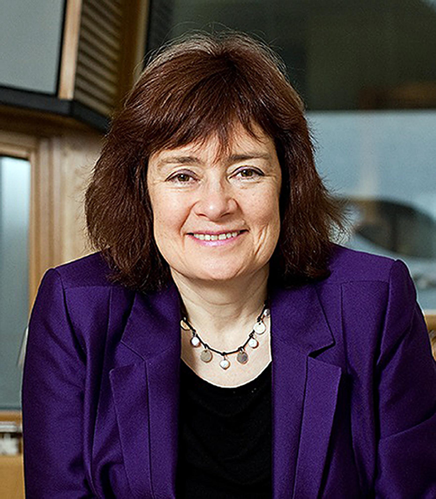MSP Sarah Boyack for Scottish Labour (PA)