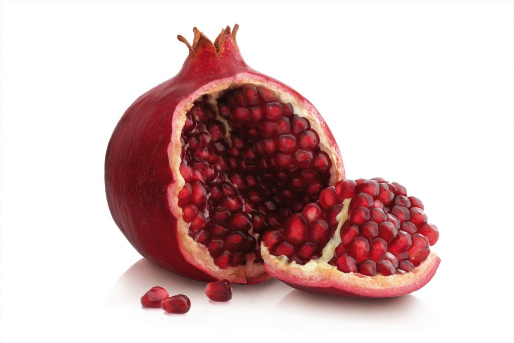 5) Pomegranate