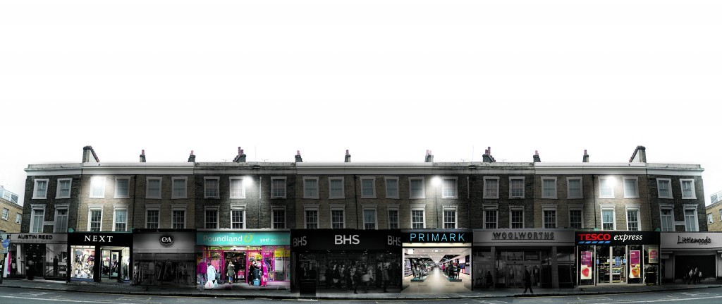 Many high street favourites have shut down in recent years
