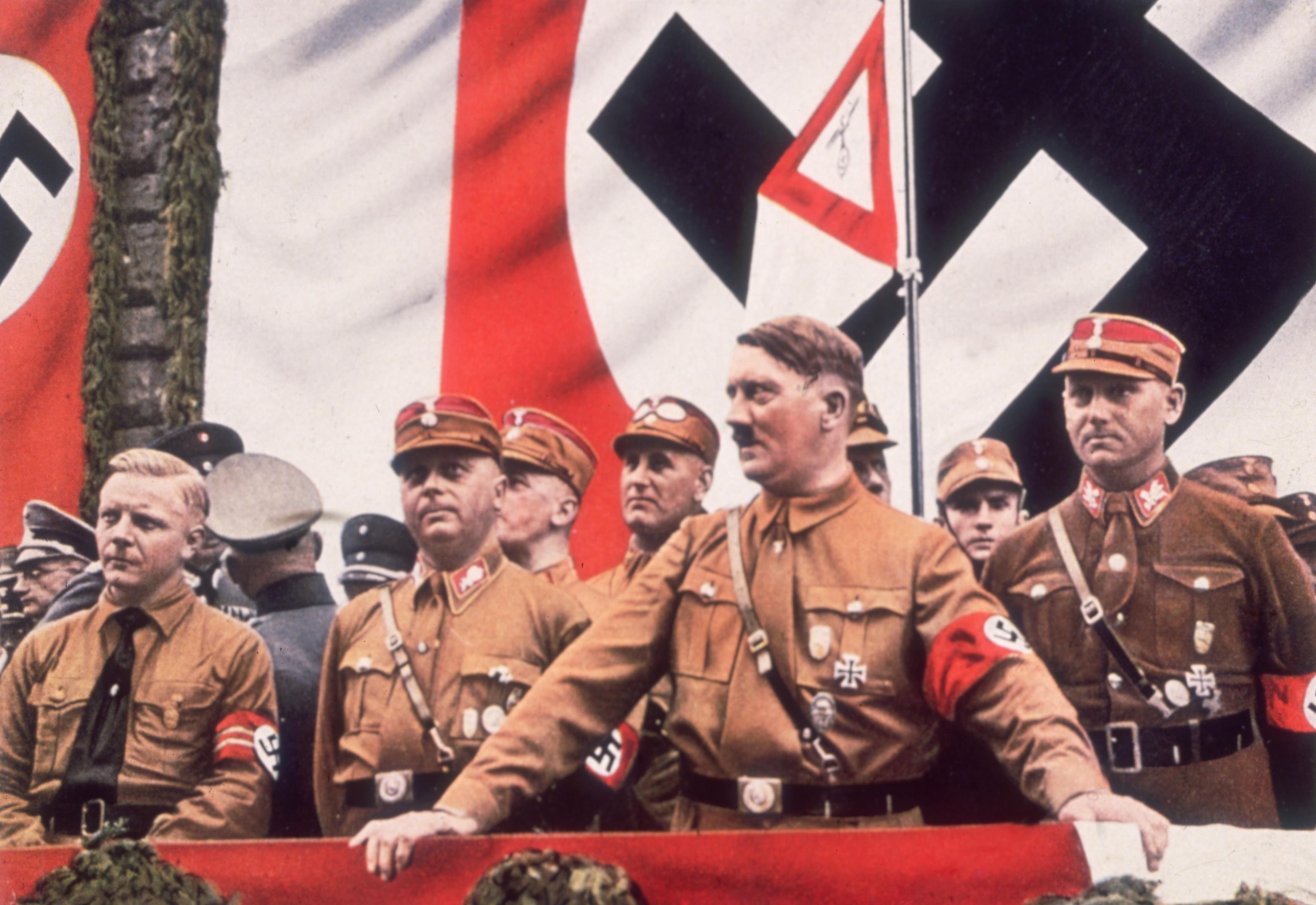 Фашизм в Германии фото