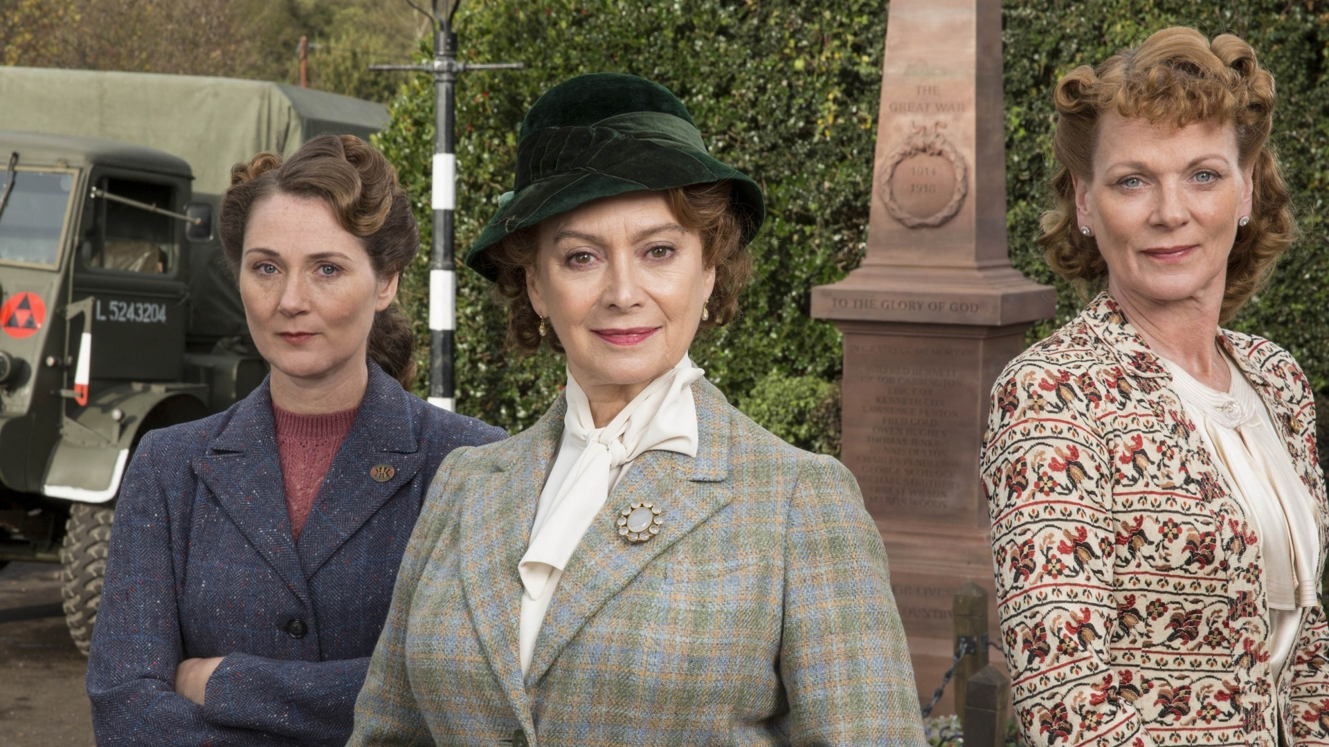 Home Fires TV drama is cancelled (ITV/PA)