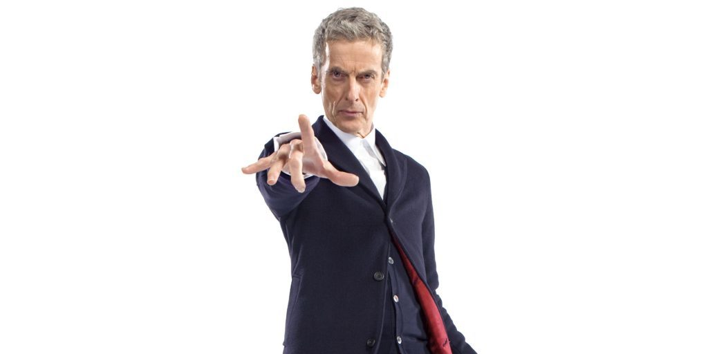 Pete Capaldi as The Doctor (Steve Brown/BBC/PA Wire)