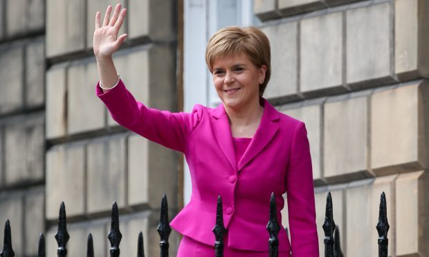 Nicola Sturgeon (Matt Cardy/Getty Images)