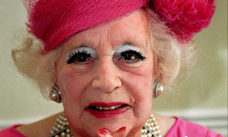 How Barbara Cartland Won The War And Other Celebrities
