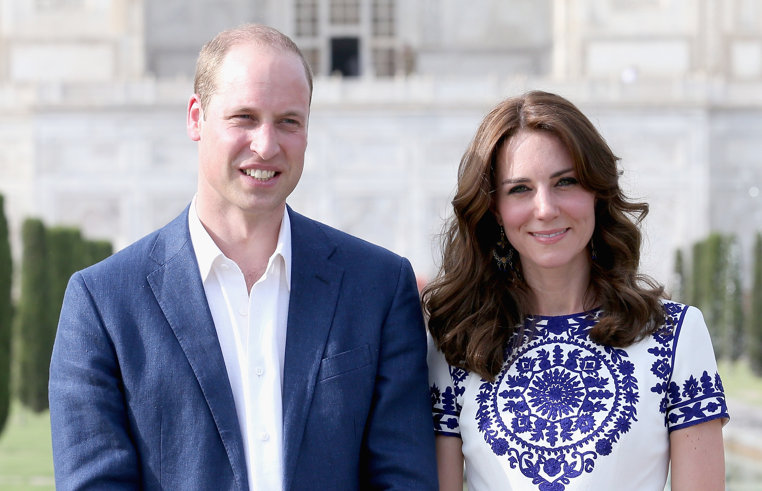 The Duke and Duchess Of Cambridge (Chris Jackson/Getty Images)