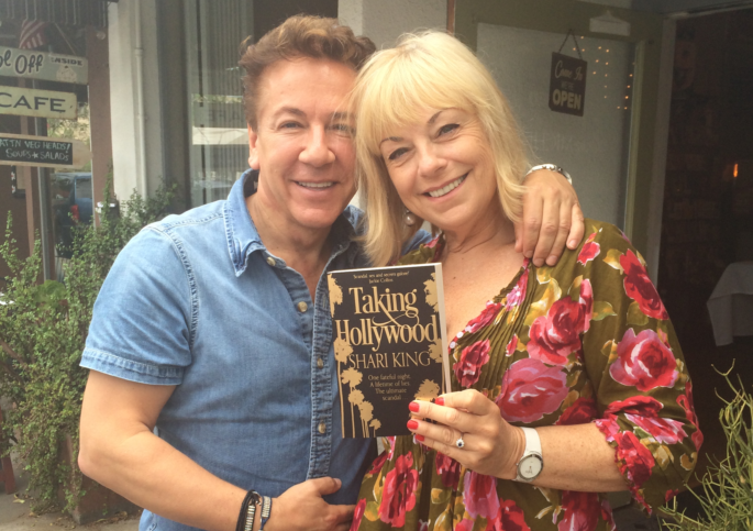 Ross King and Mari Wilson