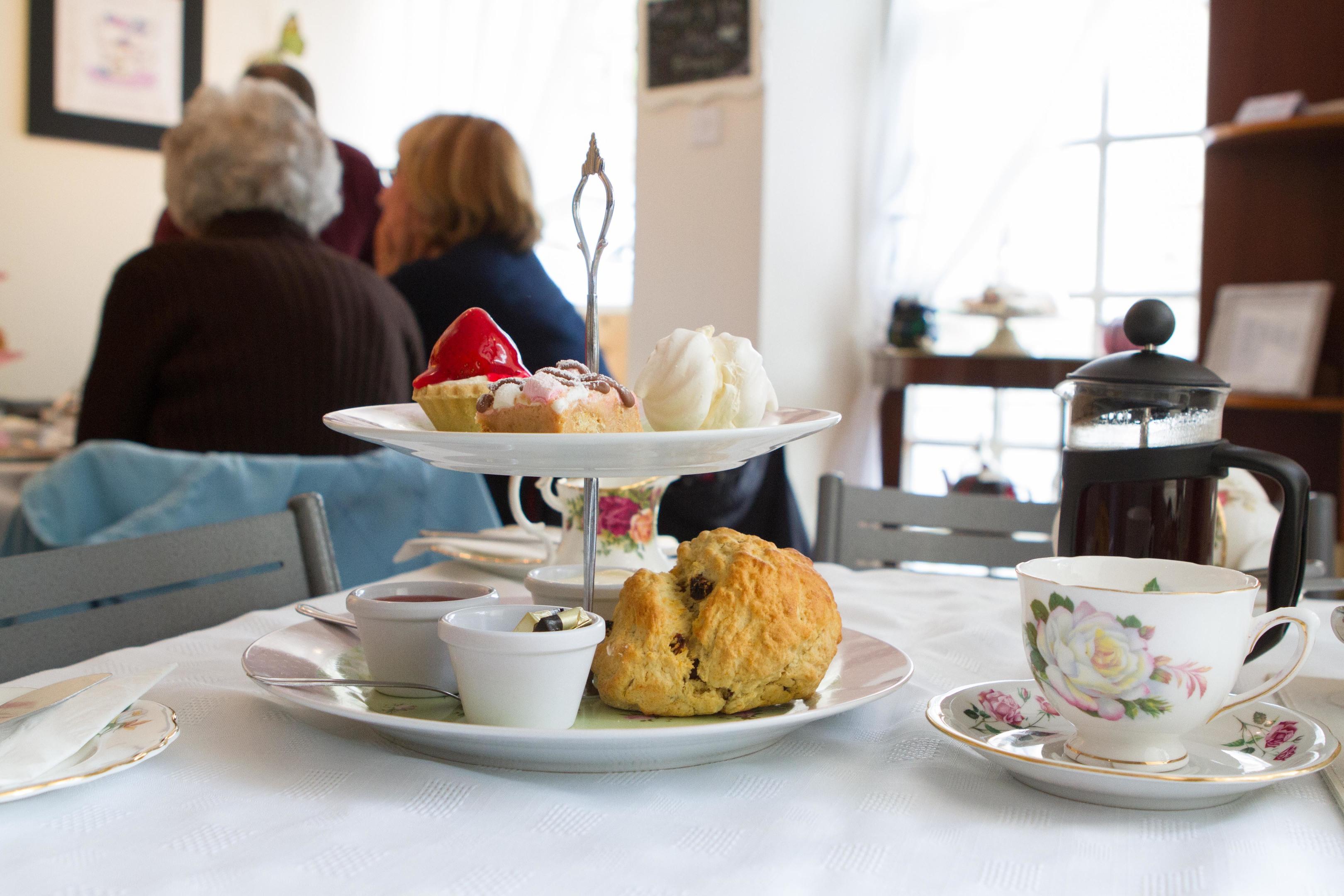 Miss Daisy's Tearoom (C Austin/Sunday Post)